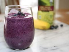immune boosting blueberry healthy smoothie recipe bloggerofhealth