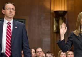 Trump - Deputy Attorney General Rod J. Rosenstein PiedFeed