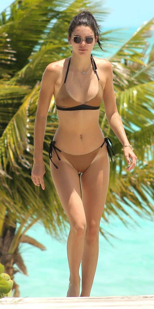 kendall jenner swimsuit and bikini model