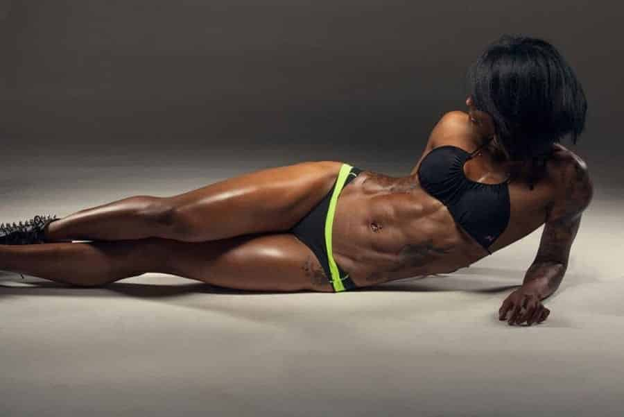 one of the top ten fitness girls