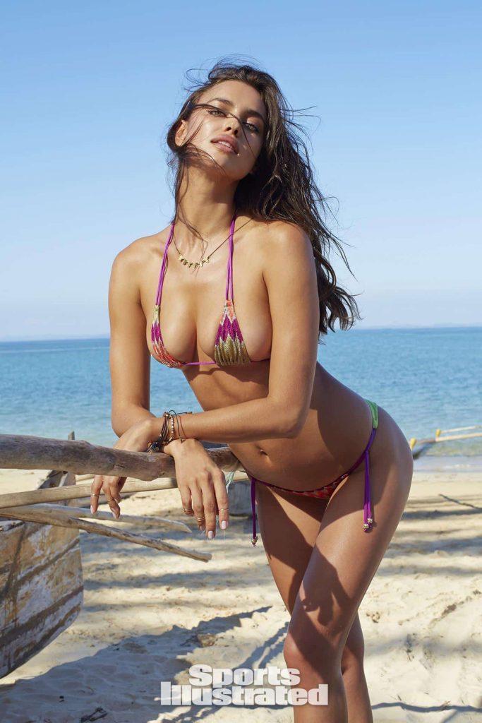 Irina Shayk swimsuit and bikini model