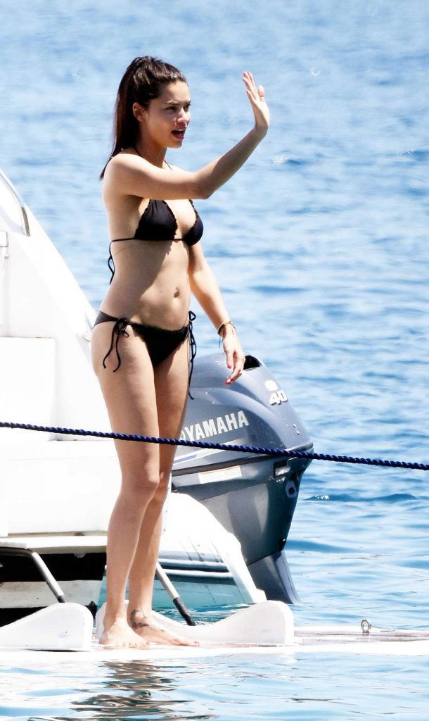 Adriana Lima swimsuit, bikini model