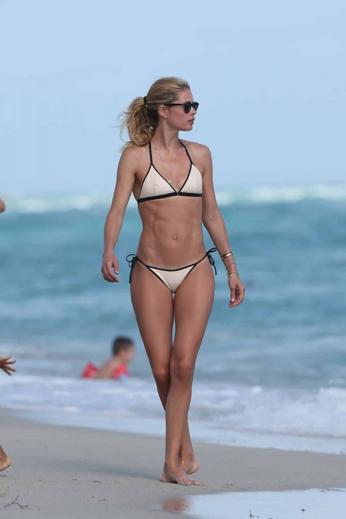 Doutzen Kroes swimsuit and bikini model