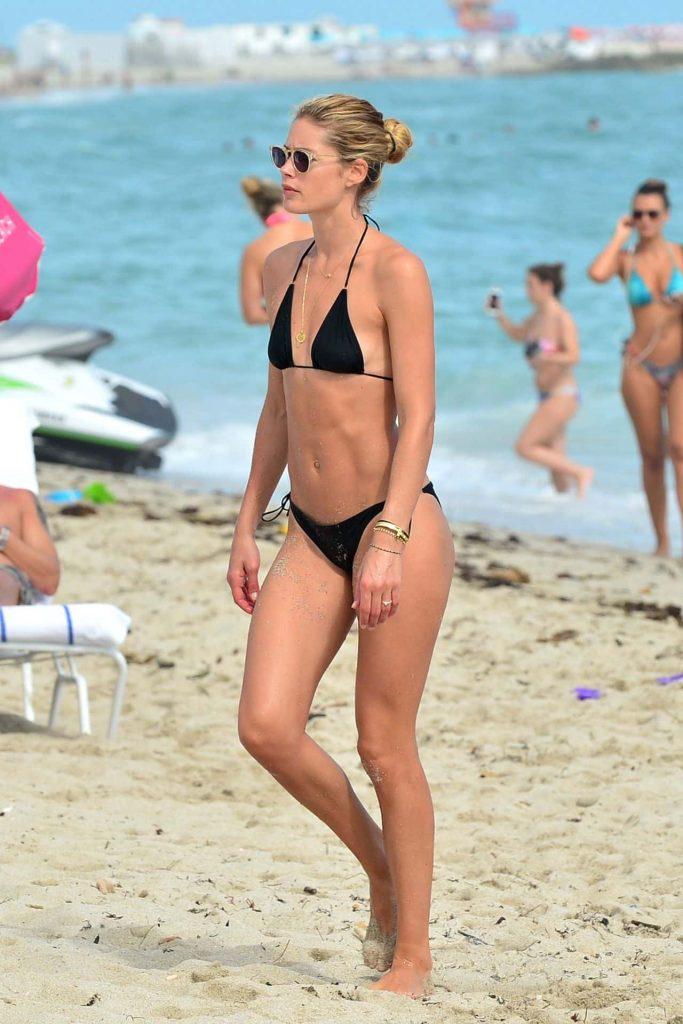 Doutzen Kroes swimsuit and bikini model