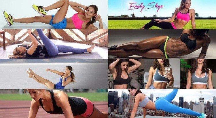 best female fitness models