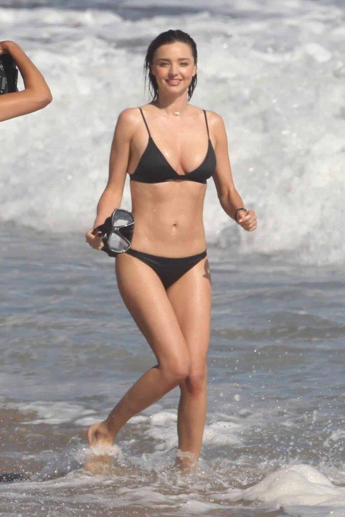 Miranda Kerr swimsuit, bikini model
