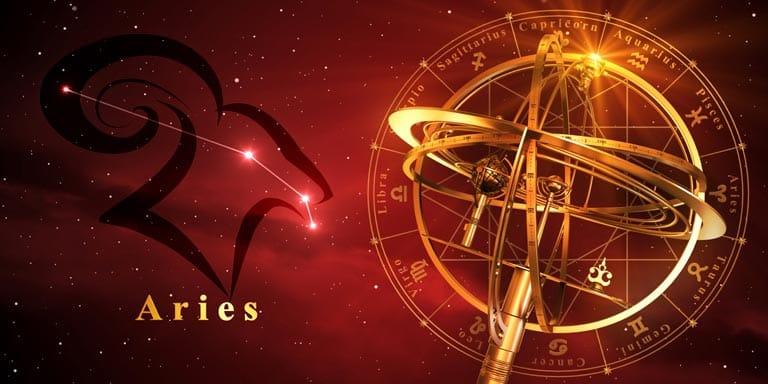 ASTROLOGY ZODIAC sign-ARIES