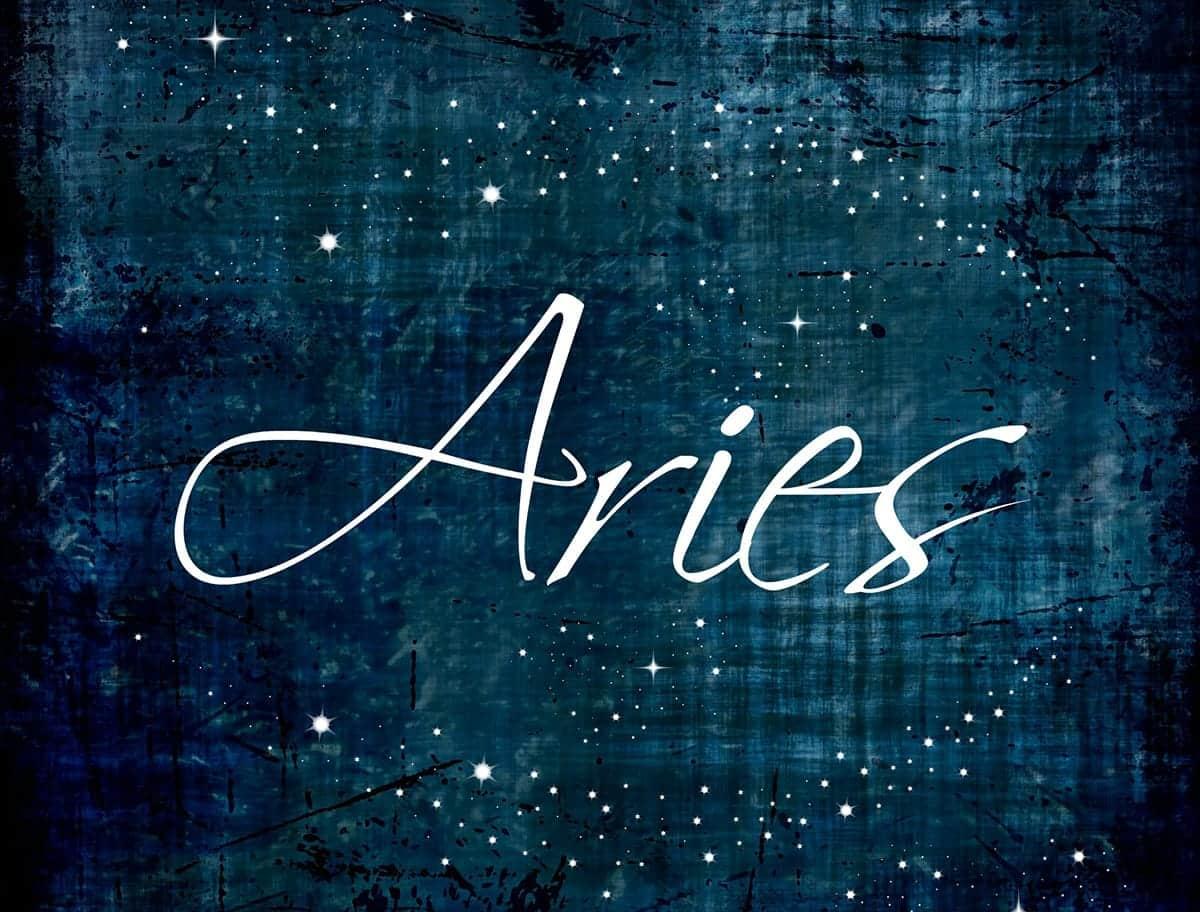 Aries zodiac sign date