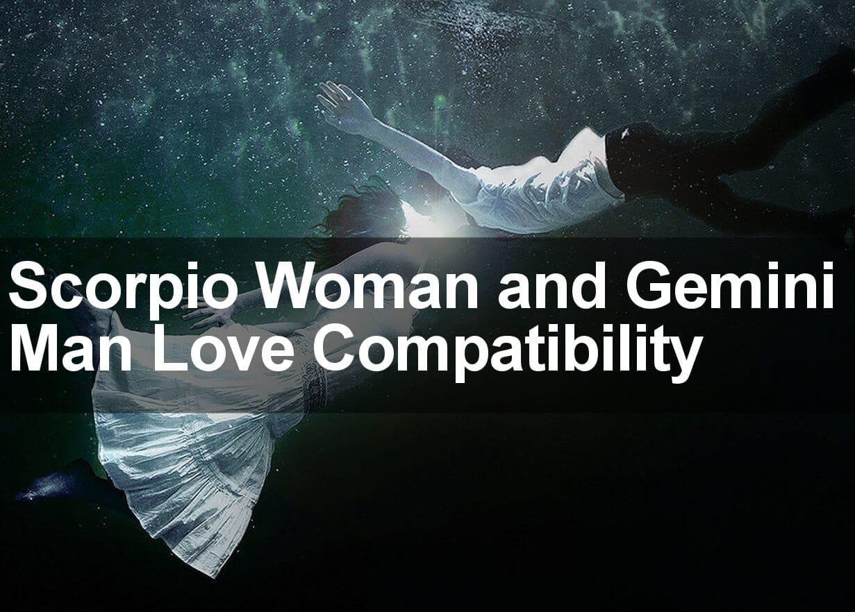 gemini and scorpio matches