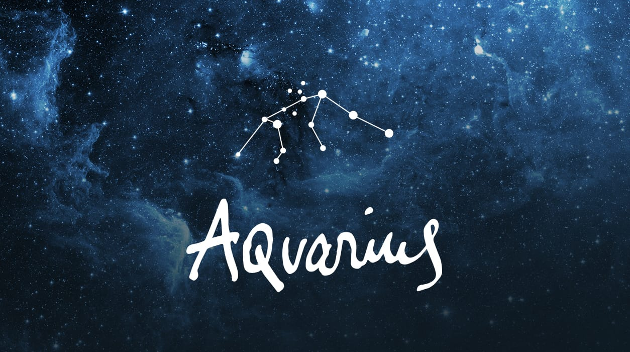 horoscope aquarius zodiac sign date