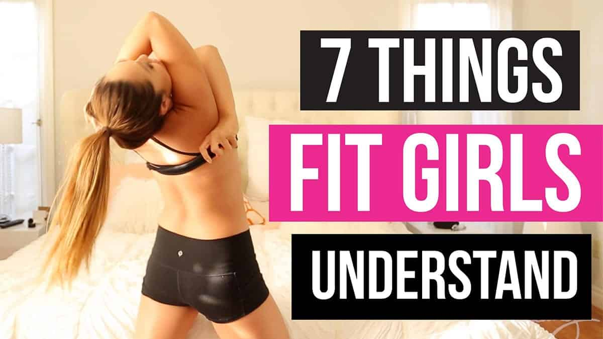 things from fitness girls