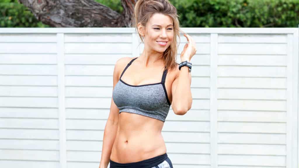 Anna Victoria fitness girl hot