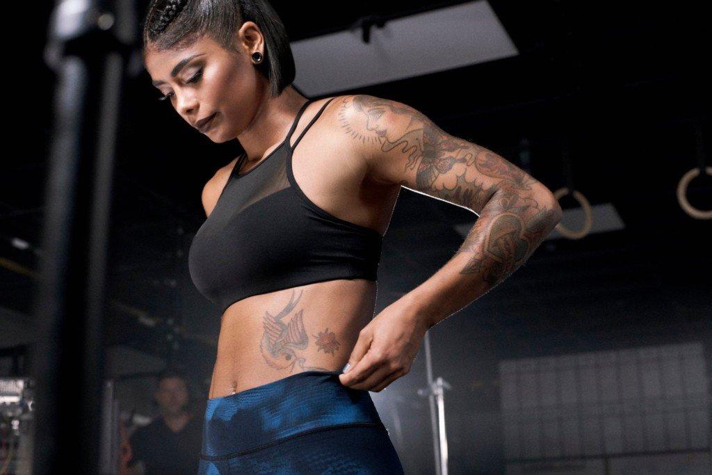 Massy Arias fitness girl model