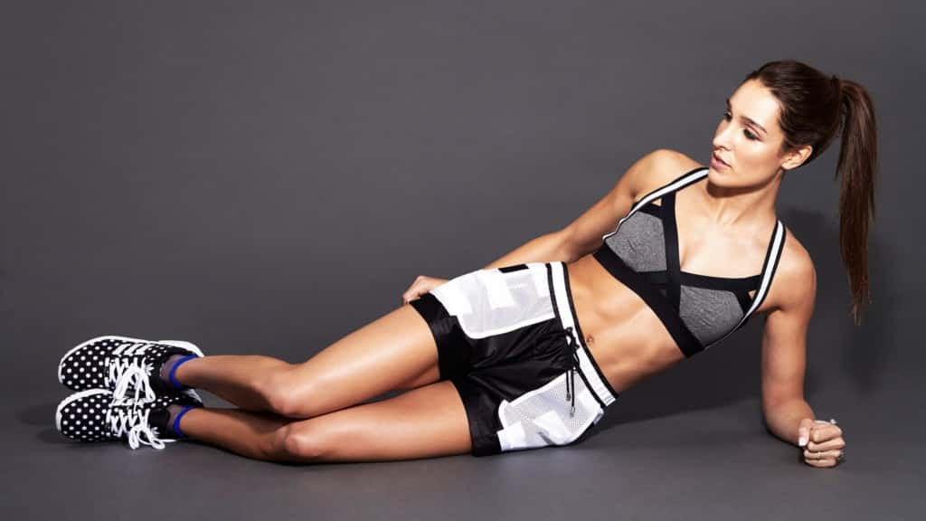 Kayla Itsines fitness girl