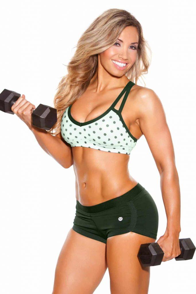 lyzabeth lopez fitness girl modeling
