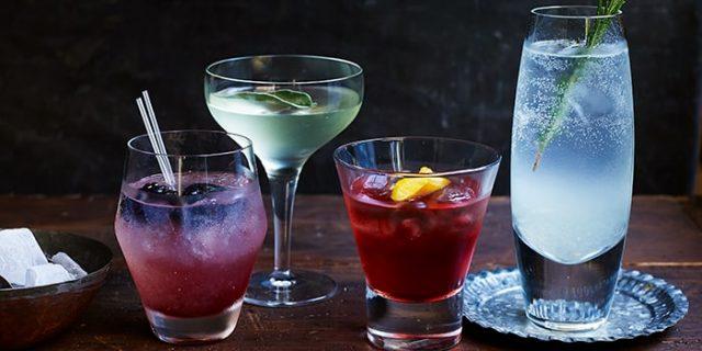 great liquor cocktail main gin