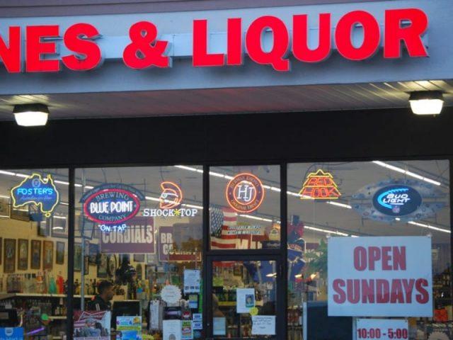 liquor store near me open right now