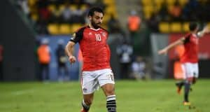 Mohamed Salah Egypt on world cup