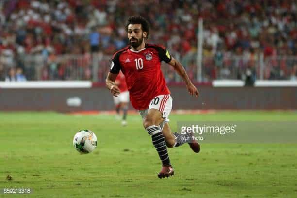 mohamed salah best football player 2018 egypt getty images