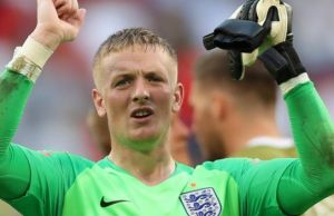 World Cup 2018: How Jordan Pickford became England's number one