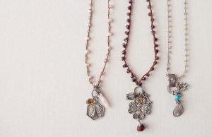 zodiac necklace talisman