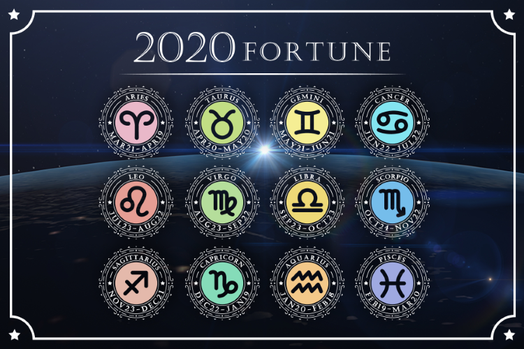 2020 Fortune zodiac