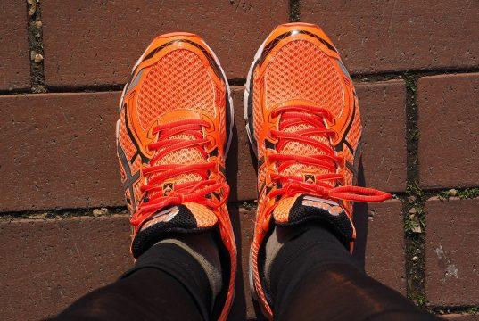 running shoes min